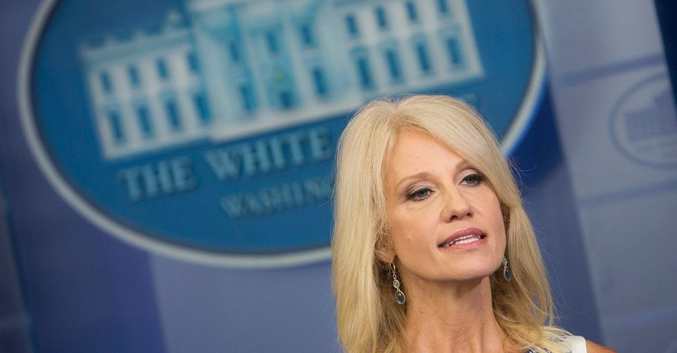 Kellyanne Conway Just Blamed Obama Live on Air for the Las Vegas Shootings