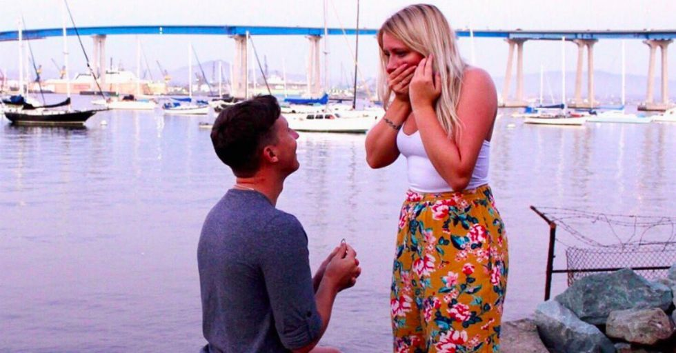 This Adorable Love Story Started on Twitter and Ended with a Wedding — and We're Obsessed