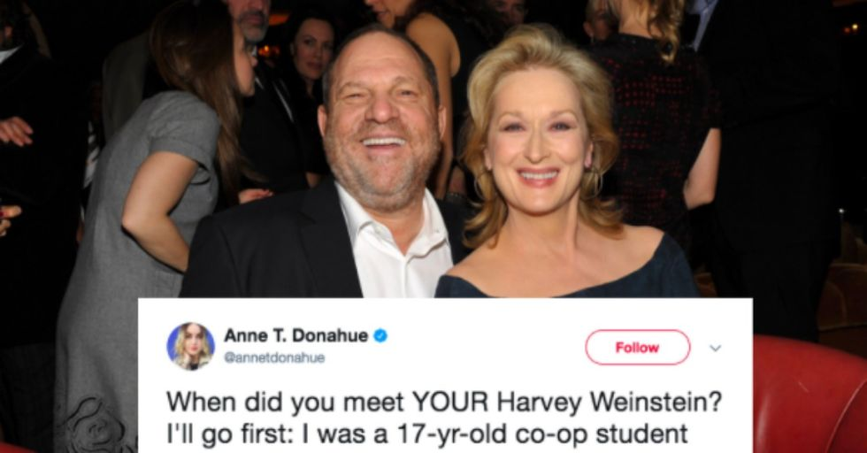 Bombshell Report About Harvey Weinstein's Sexual Misconduct Prompted Women to Share Their Own Stories of Harassment and Assault