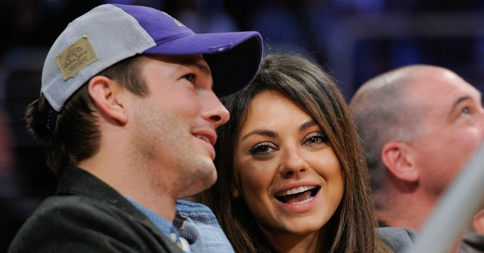 Ashton Kutcher and Mila Kunis Are Refusing to Give Their Kids Christmas Presents This Year — Here's Why