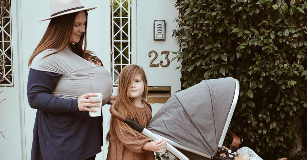 This New Mom's Brave Viral Photos Show What Happens to Your Baby Bump in the Weeks AFTER You Give Birth