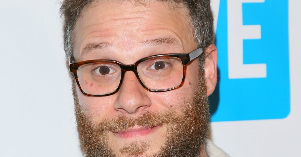 Seth Rogen Didn't Call His Mom for a Day, so She Blew up His Spot on Twitter