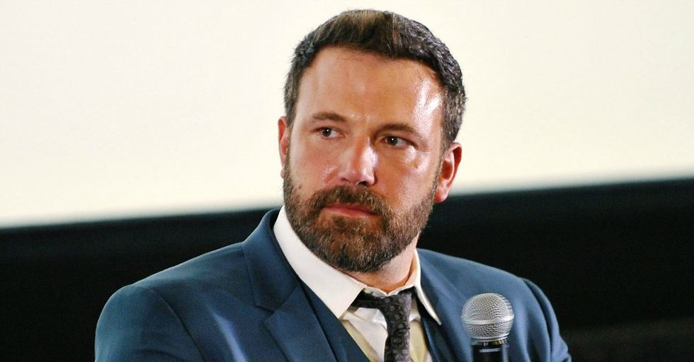 Ben Affleck Groped This Popular TV Host, and Now She's Coming Forward