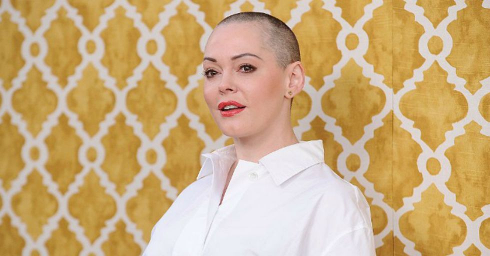 Amid a Scandal All About Silencing Women, Twitter Suspends Weinstein Victim Rose McGowan