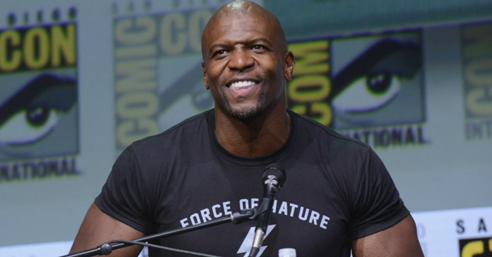 Actor and Ultimate Tough Guy, Terry Crews Just Revealed That He Was Sexually Assaulted by a Hollywood Bigwig