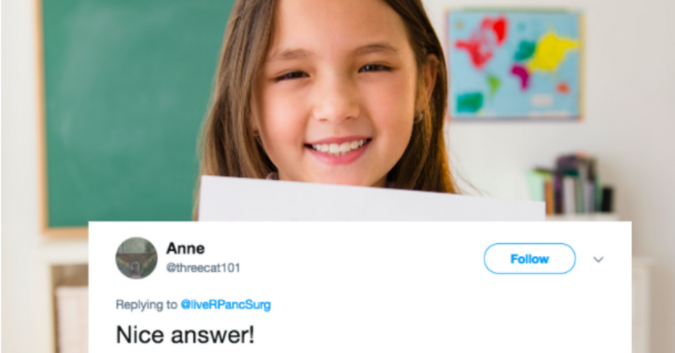 This Girl's Answer to a Sexist Homework Assignment Will Make You Question Your Own Brain