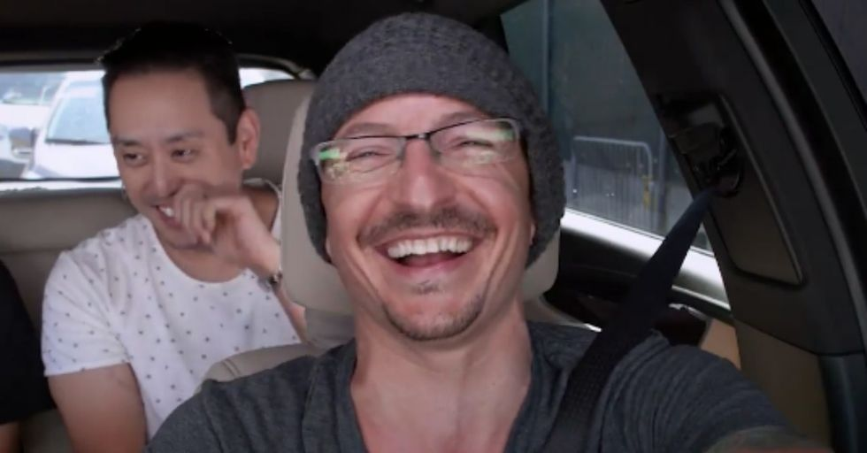 Linkin Park Just Released This Emotional 'Carpool Karaoke' Video Filmed Six Days Before Lead Singer's Death