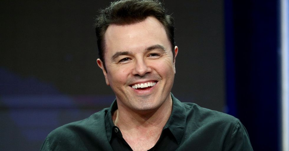Seth MacFarlane Just Broke His Silence on the Pointed Joke He Made About Harvey Weinstein in 2013
