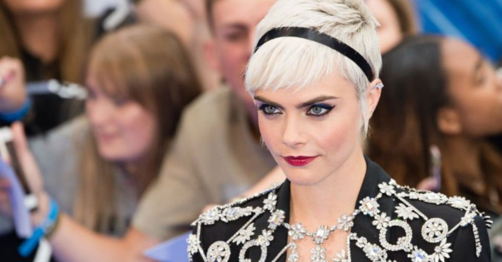 Supermodel Cara Delevingne Just Shared New Details Behind Her Two Incidents with Harvey Weinstein