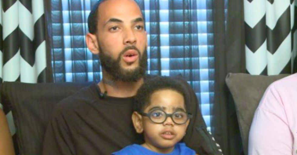 This Toddler Was Denied a Kidney Transplant Because His Father Violated His Parole