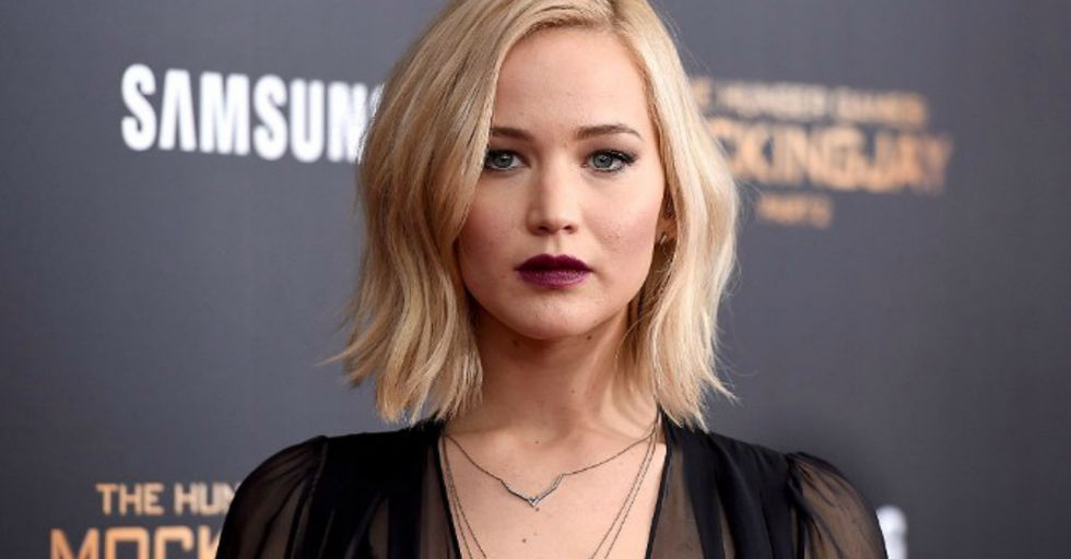 Jennifer Lawrence Reveals the Skeevy Details of a 'Nude Lineup' She Was Forced to Participate In
