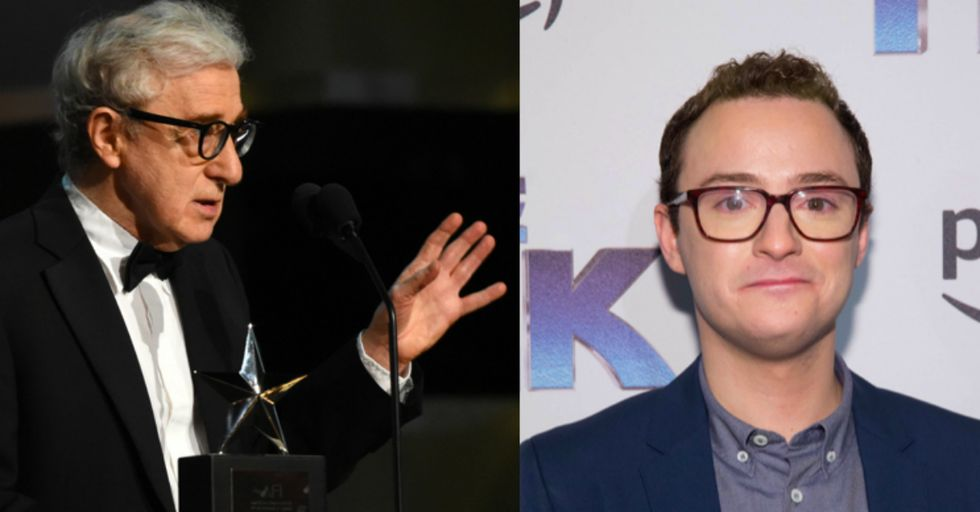 Actor Griffin Newman Just Broke His Silence on Why He Regrets Working with Woody Allen