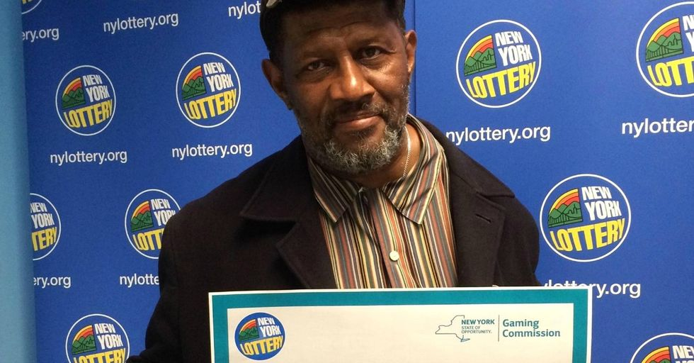 This New Jersey Man Found His Winning Lotto Ticket TWO DAYS Before the Cutoff Date