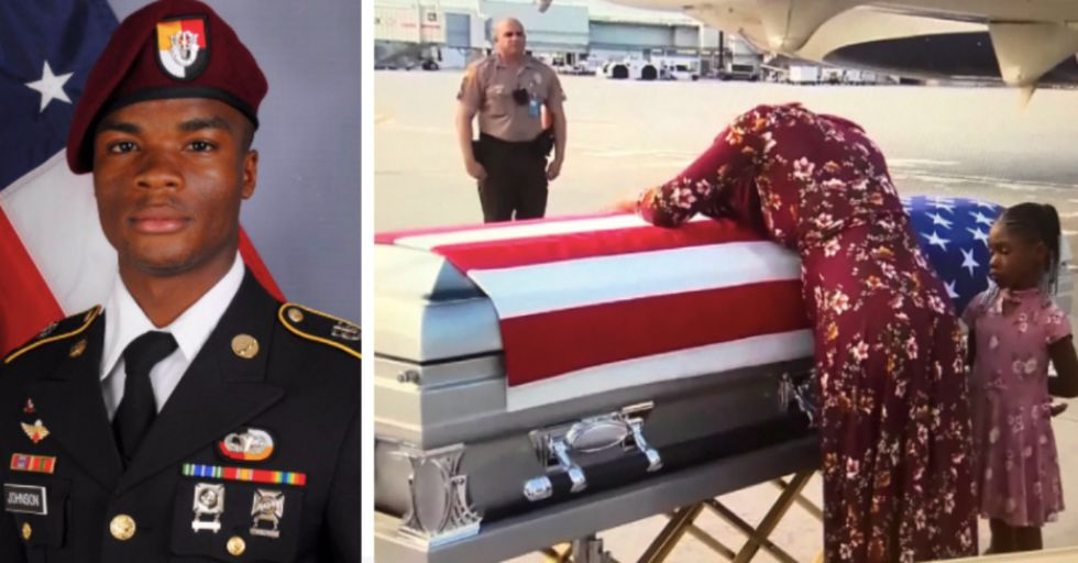 Trump Denies Telling Soldier's Widow 'He Knew What He Signed up for' — and Claims He Has Proof