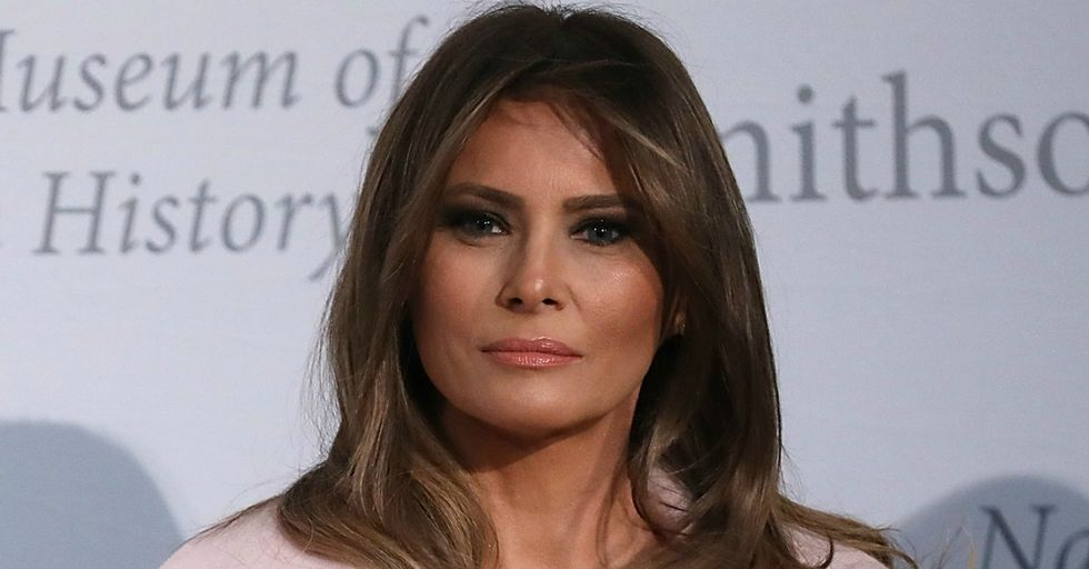 Will Melania Leave Donald Trump by the End of This Year? This Bookmaker Says There's 12/1 Odds It's a Yes