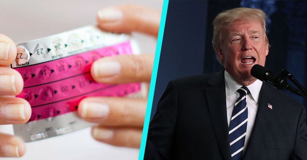 Trump Wants Women to Use the 'Pull out Method,' a Notoriously Faulty Form of Birth Control