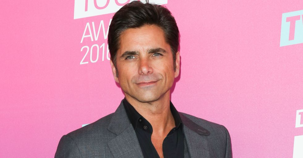 John Stamos' Disney Marriage Proposal Is the Cutest Thing You'll See All Day
