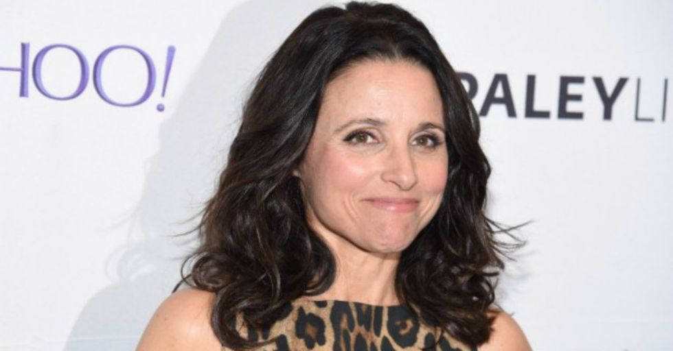 Actress Julia Louis-Dreyfus Posts Update on Cancer Battle and Proves Chemo Isn't Stopping Her Sense of Humor