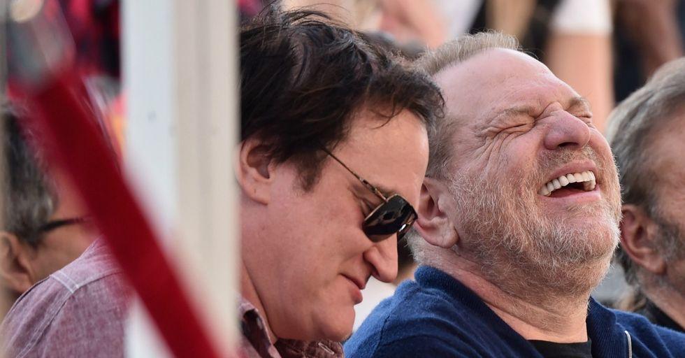 Quentin Tarantino Admits He Knew About Harvey Weinstein's Behavior