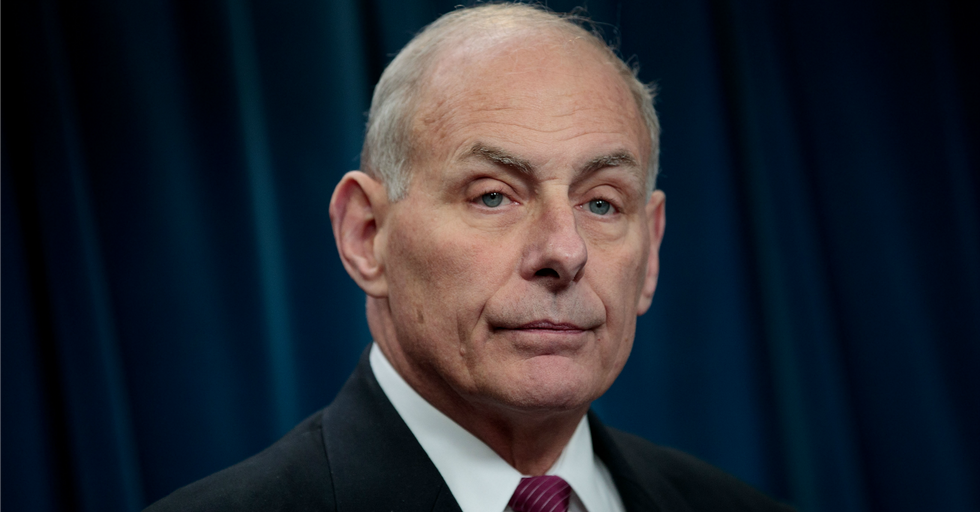 Trump's Chief of Staff Calls Women 'Sacred,' but It's Code for Something Else Entirely