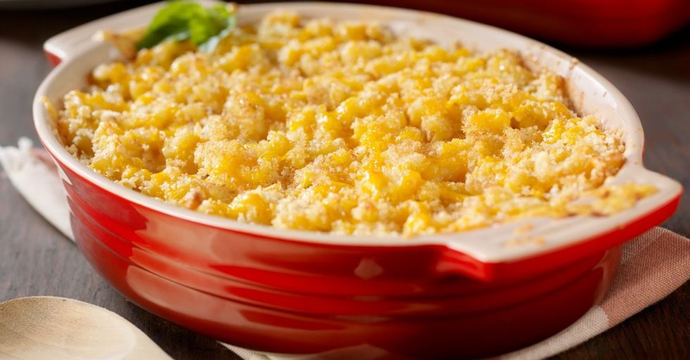 This Poor Excuse for Mac and Cheese Is the Reason You Should NEVER Attend the Office Potluck