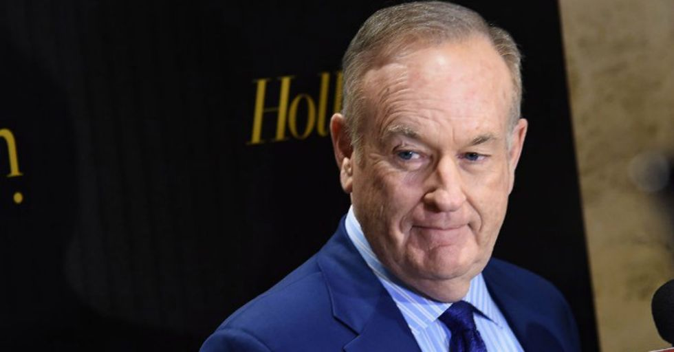 Bill O'Reilly Blamed God For His Sexual Harassment Allegations and People Are Ticked