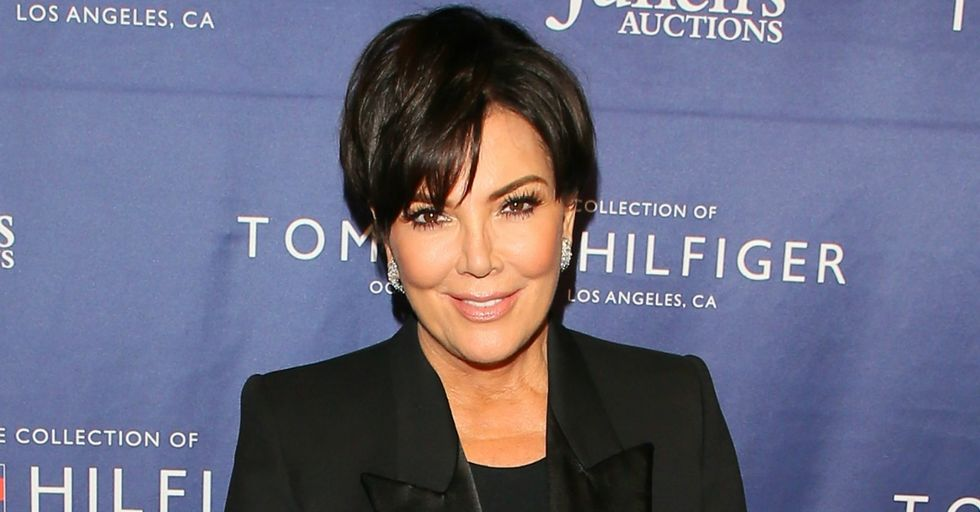 Everyone's Saying Kris Jenner Looks Like Cruella De Vil After Her Recent Makeover
