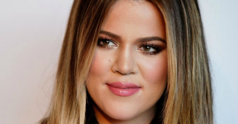 Khloé Kardashian's Baby's Gender Was Just Revealed!