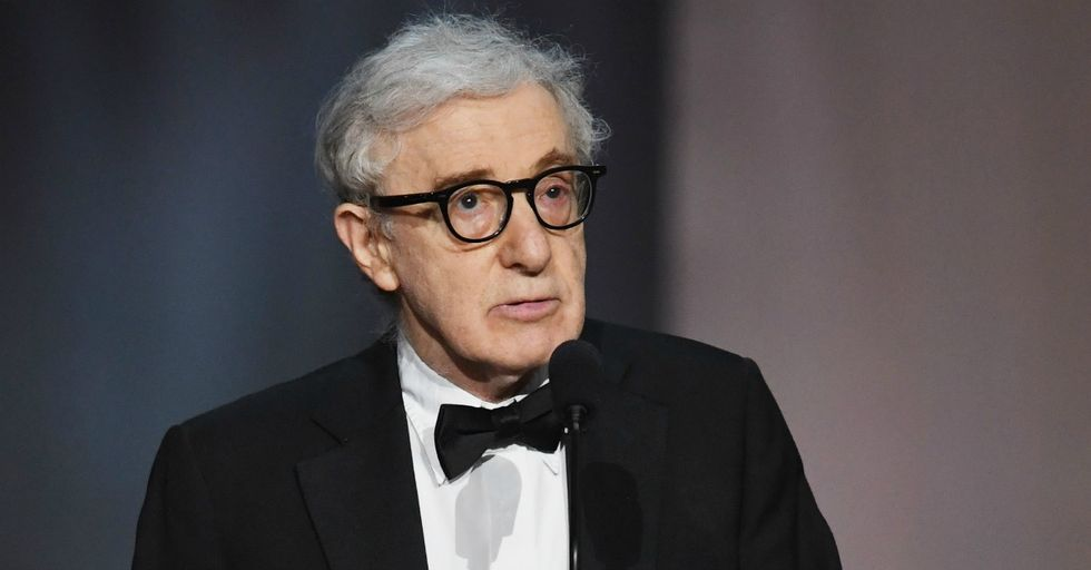 Turns out Woody Allen's New Film Is All About His Own Creepy Sex Fantasies