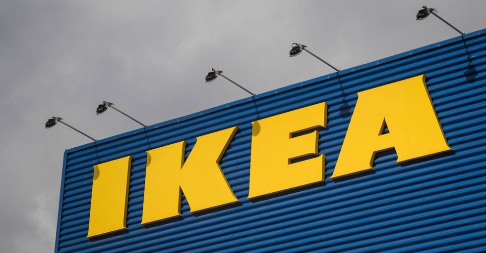 Here's the Sexist Ad IKEA Just Pulled After Thousands of Customers Complained