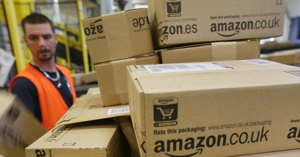 Amazon's New Service Might Be Convenient but It's Also Pretty Creepy