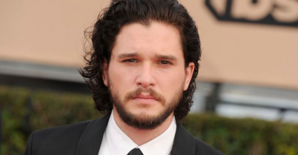 'Game of Thrones' Star Kit Harington Just Admitted He Was Wrong About His Sexist Comments