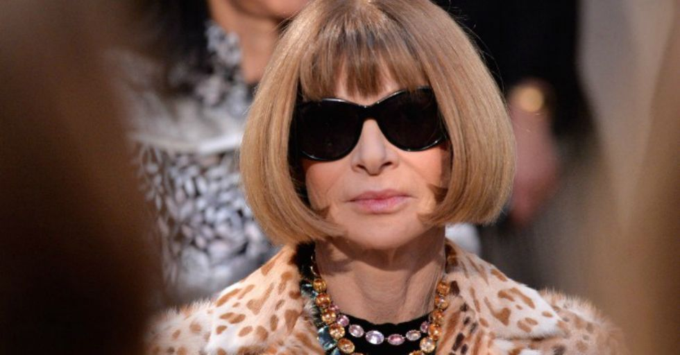 Anna Wintour Just Revealed the One Person She'd Never Invite Back to the Met Gala