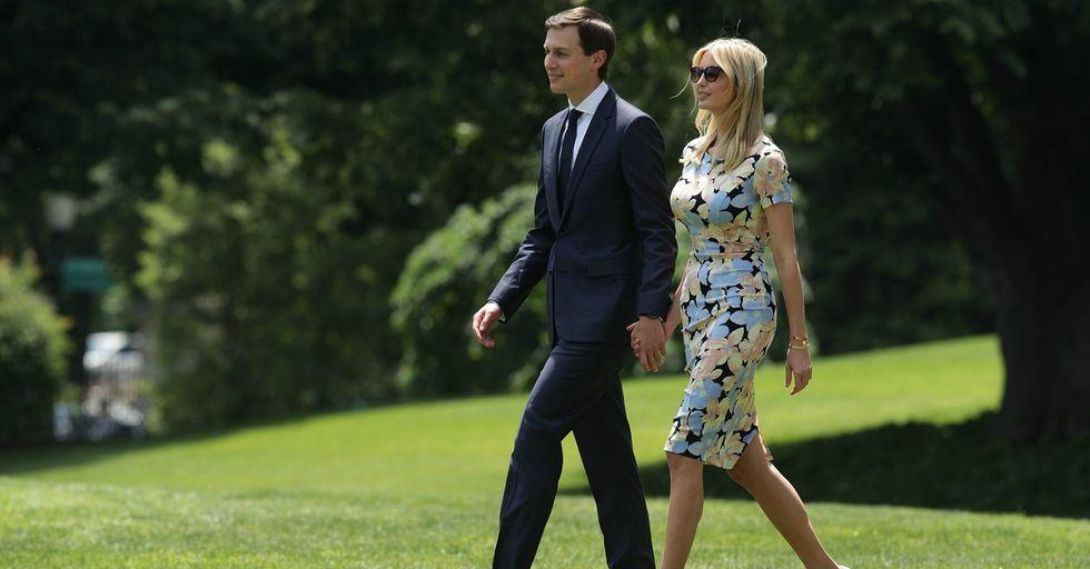 Ivanka Trump Met Husband Jared Kushner in the LEAST Romantic Way Imaginable