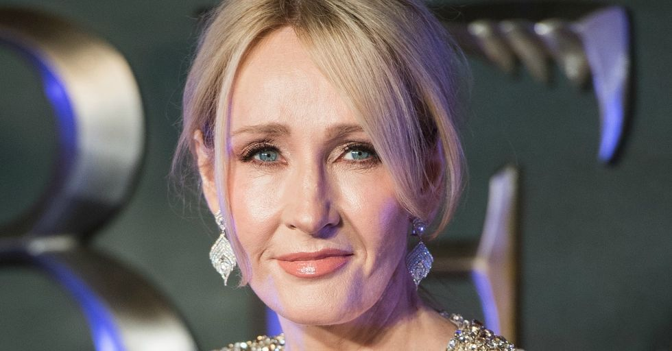 J.K. Rowling Just Single-Handedly Stopped Trump's Rant With This One Brutal Tweet