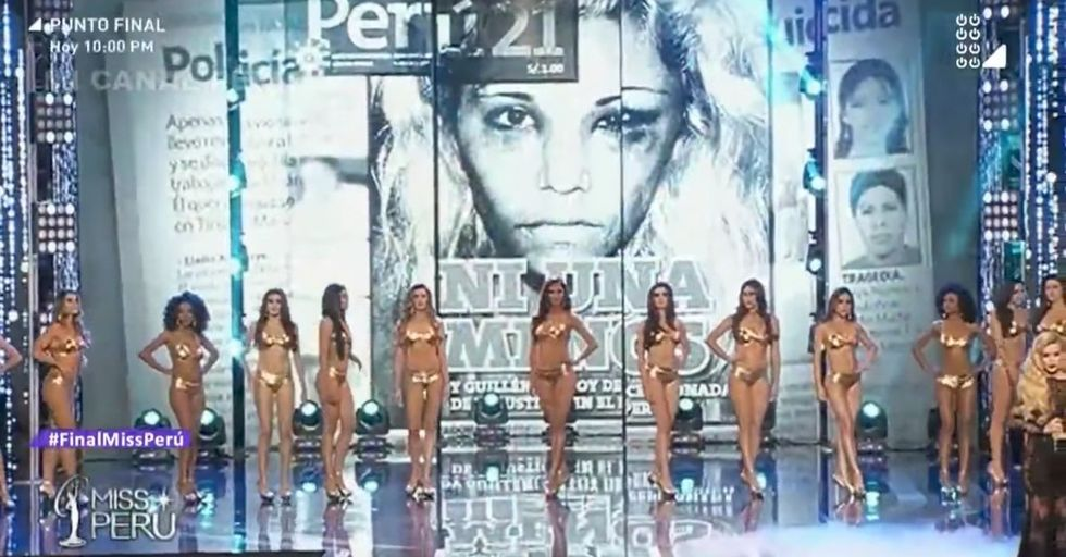 These Beauty Pageant Contestants Had the Best Response Ever When Asked to Share Their Body Measurements