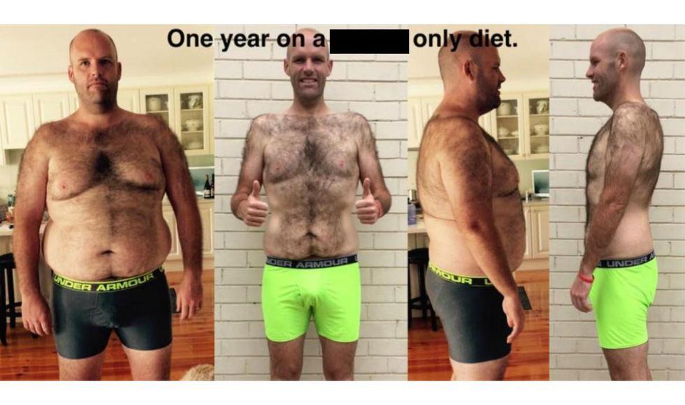 This Guy Survived on Only One Single Type of Food for an Entire Year