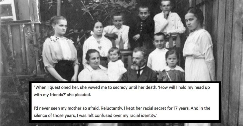 This Daughter Just Discovered That Her Mother Was Black After She Had Spent Her Whole Life Passing as a White Woman