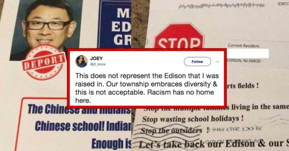 This Appallingly Racist School Board Election Ad Has People up in Arms