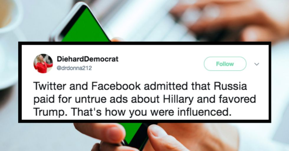 The Facebook Ads Russia Bought to Influence the U.S. Presidential Election Were Just Revealed