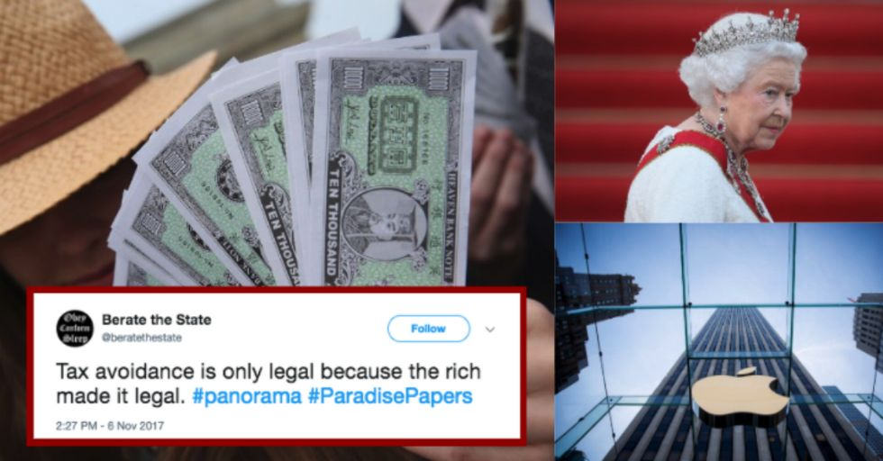 The Paradise Papers: Here's What You Need to Know About the HUGE Tax Haven Leak