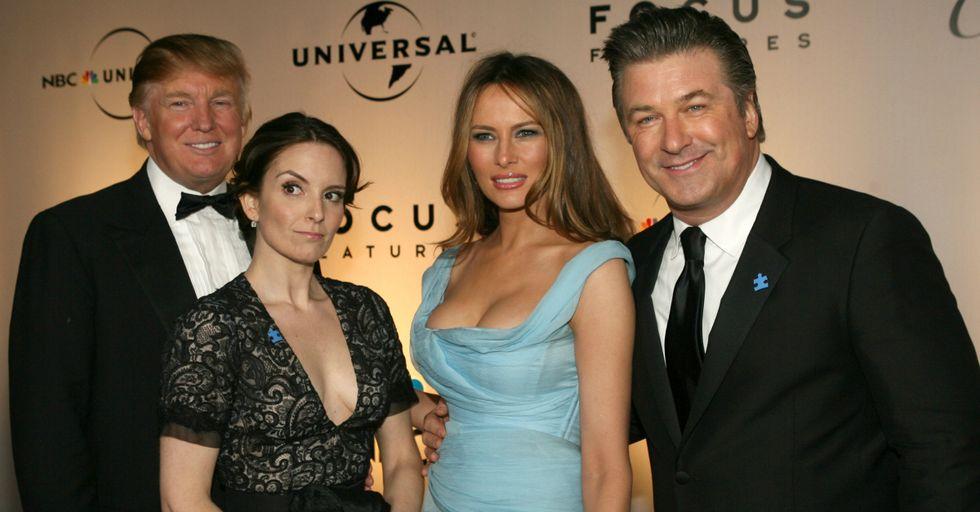 Melania Trump Secretly Loves Seeing Her Husband Mocked on 'SNL'