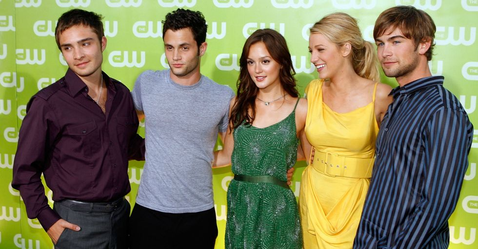 This 'Gossip Girl' Star Was Just Accused of Rape