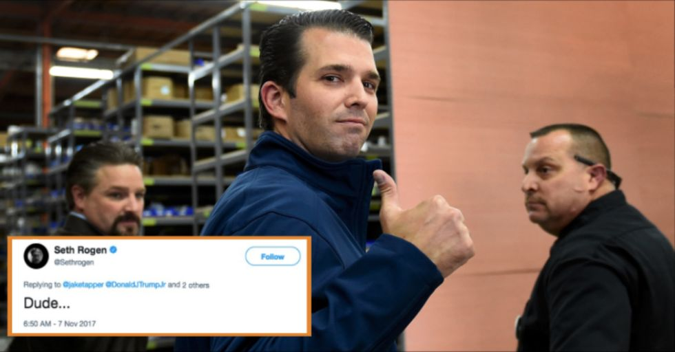Donald Trump Jr. Just Told Everyone to Vote on the Wrong Day