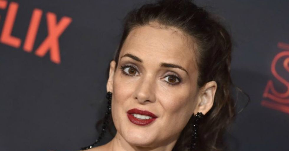 Winona Ryder Got the Perfect Revenge on the Kids Who Bullied and Beat Her up at School When She Was Young