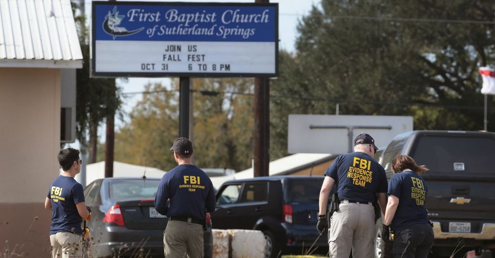 This Is Everything We Know About the Texas Church Shooter