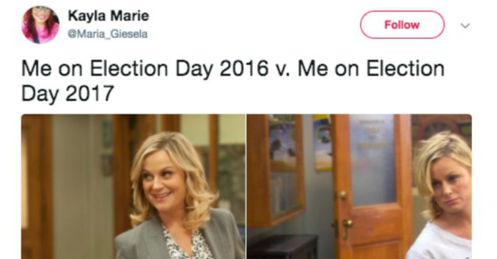 It's Been One Year Since the Election, and People Are Sharing How Much They've Changed Using This Hilarious Meme