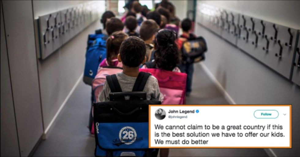 This Florida School Is Selling a Shocking New Backpack Accessory to Protect Against School Shootings