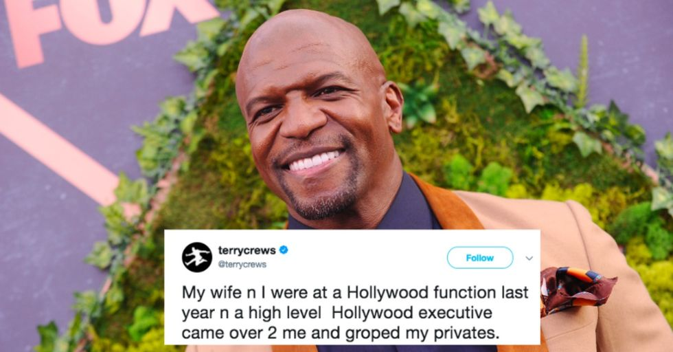 Terry Crews Names Abuser in New Police Report Detailing Sexual Assault