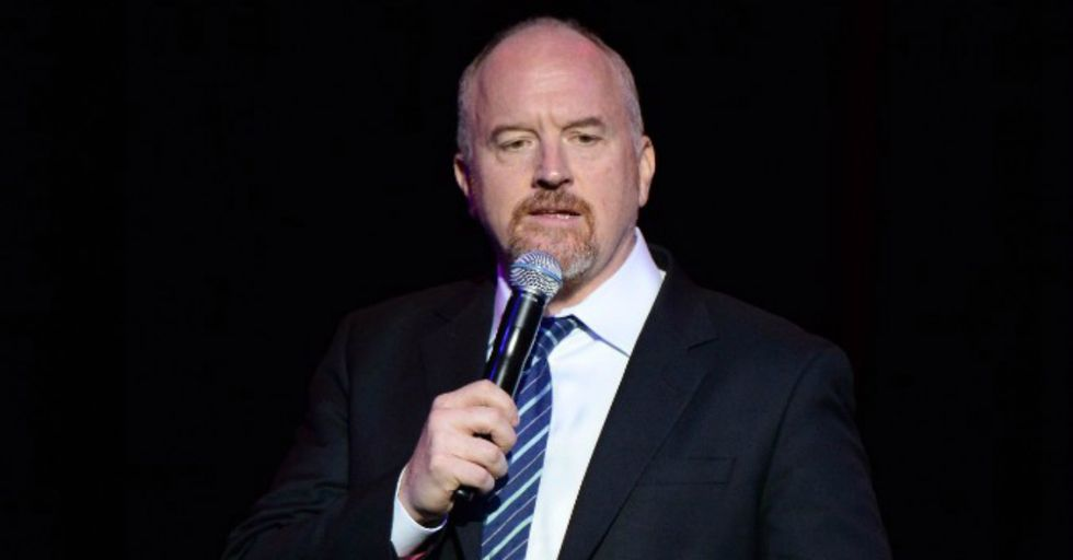 Comedian Louis C.K. Has Just Been Accused of Sexual Abuse by Five Women